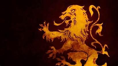 Lannister Lion Thrones Sigils Wallpapers Mobile Backgrounds