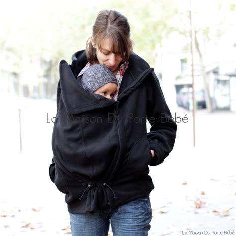manteau pour porte bebe veste de portage de la maison du porte b 233 b 233