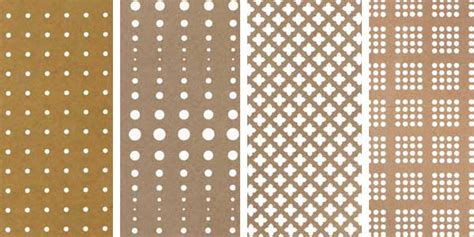 octoperf perforated wood laminate sheets octopus products