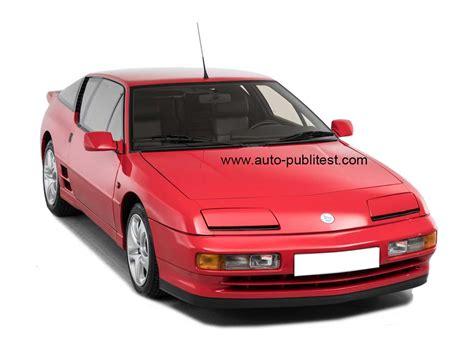 Planet Dcars 1991 Renault Alpine A 610