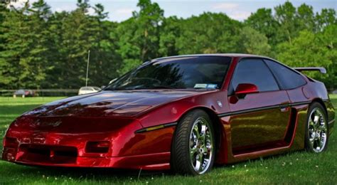 how much does a paint cost pennock s fiero