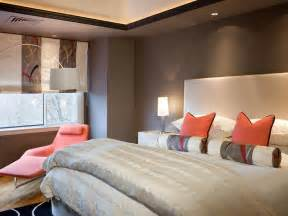 Gray Master Bedrooms Ideas  Home Remodeling  Ideas For