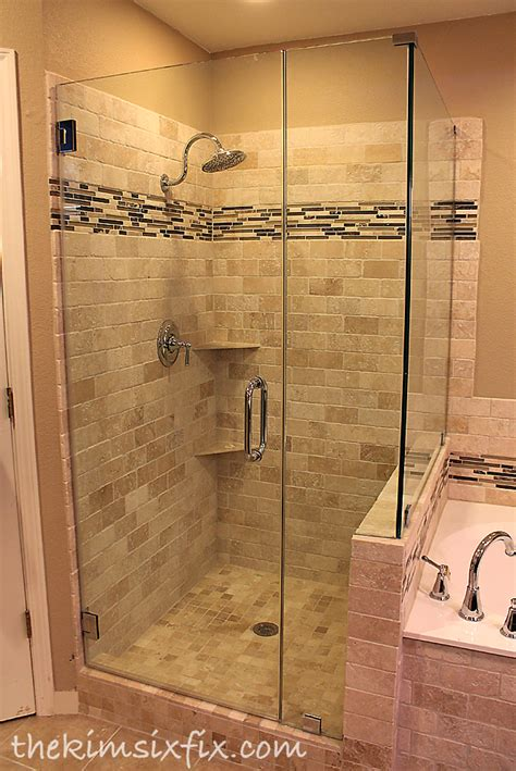 tiled shower shelf ideas hardware installation