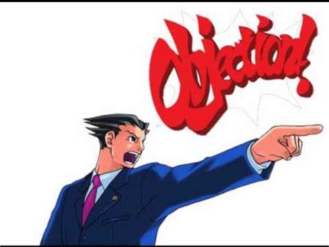 Objection Meme - phoenix wright objection youtube