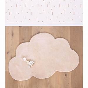 stunning tapis chambre bebe nuage 2 contemporary awesome With tapis chambre bébé