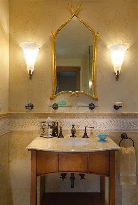 images of bathroom decorating ideas bathroom with open vanity carvers guild twig