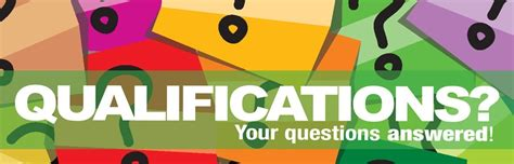 What Are Your Qualifications by Qualifications Explained Parents And Carers