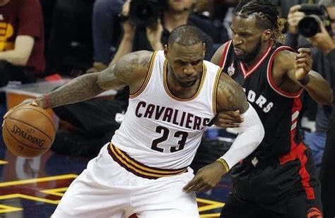 NBA Playoffs: Raptors vs. Cavaliers, Game 2 live stream ...