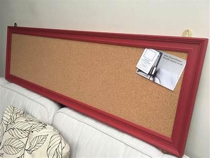 Board Cork Frame Rectory Notice Company Framed