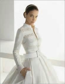 robe de mariã e d hiver mariage robe de mariée d hiver bohème robe simple blanche manches resized