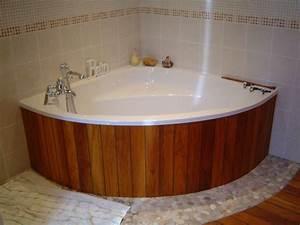 Habillage Baignoire Bois : bois inspiration baignoires ~ Premium-room.com Idées de Décoration