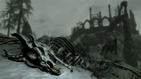 The Elder Scrolls V Skyrim Dragonborn Gets Screenshots