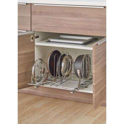organizing my kitchen pot racks kitchen storage organization the home depot 1273