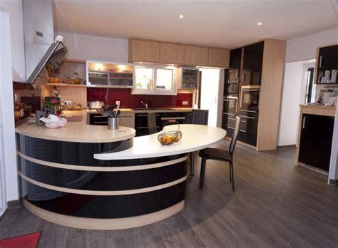 voir des modeles de cuisine cuisine caradec modèle verdi moderne cuisines aménagées