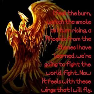 Phoenix Poems Q... Phoenix Bird Tattoo Quotes