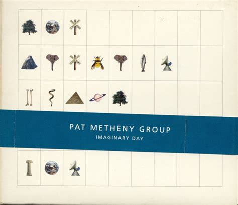 pat metheny imaginary day cd album at discogs