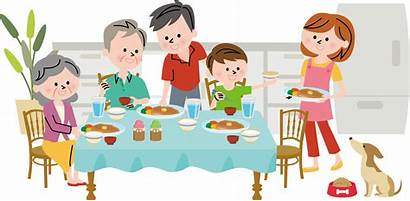 Dinner Clipart Transparent Eating Clip Banquet Library