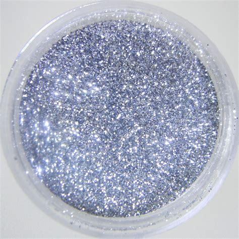 Sterling Silver Glitter, Extra-Fine Hex Cut, Sample ...