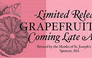 Spencer Brewery Releases Second in Series of Fruit Beers ...