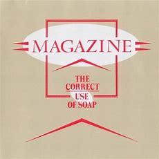 Magazine  The Correct Use Of Soap  Recensione Sentireascoltare
