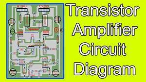 Transistor Amplifier Circuit 5200 1943