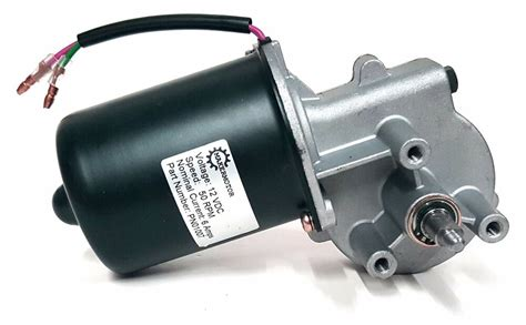 Reversible Electric Motor by Reversible Gear Motor 12v 50 Rpm Gearmotor Qty Of 2 Ebay