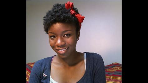 Hairstyles For Twa by Simple Hairstyles For Your Twa Using Just A Headband