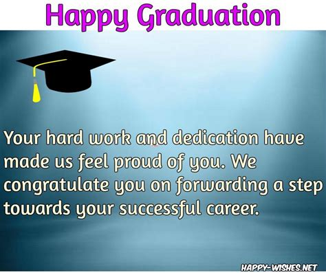 Congratulations On Graduation Quotes