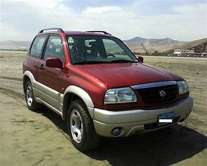 2001 Suzuki Vitara - Information And Photos