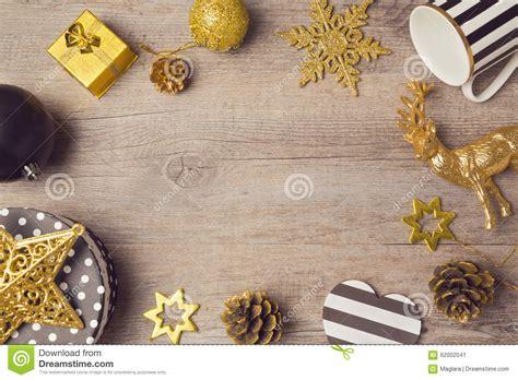 christmas background  modern black  golden