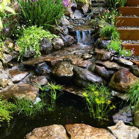diy water fall share
