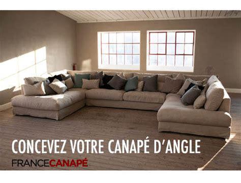grand canap en u un canapé en u design pour votre salon canapé