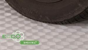 Bache Anti Herbe Sous Gravier : stabilisateur de graviers eccogravel 40 blanc 0 80m x 1 ~ Edinachiropracticcenter.com Idées de Décoration
