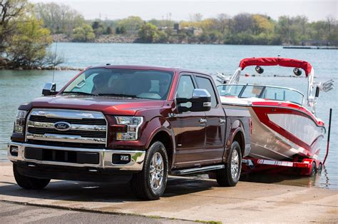2016 Ford F-150 Reviews And Rating