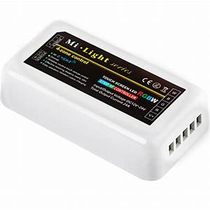 Smartphone or Tablet WiFi Compatible RGB+White Multi Zone ...