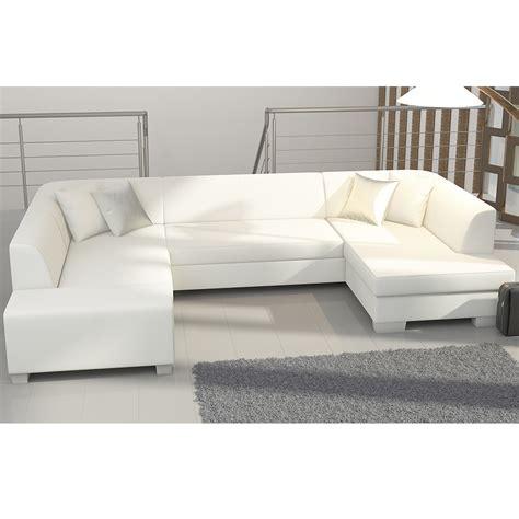 meuble de salon canap canape canape d angle blanc