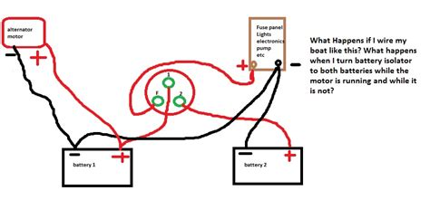 battery wiring question  hull truth boating  fishing forum