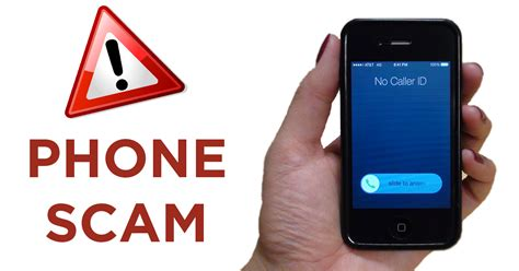 report fraud phone number scam callers images