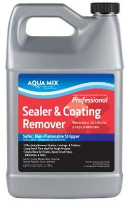 Aqua Mix® Sealer & Coating Remover   Custom Building Products