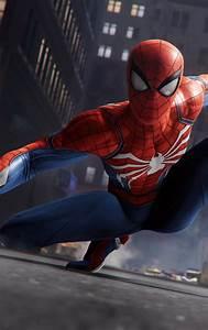 Spider Man 2018 Game HD 4K Wallpaper