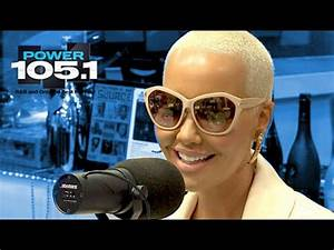 Amber Rose Interview at The Breakfast Club Power 105.1 (02 ...