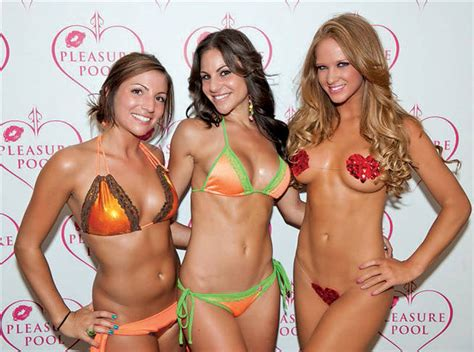 Life lessons from a bikini contest judge - Las Vegas Sun ...