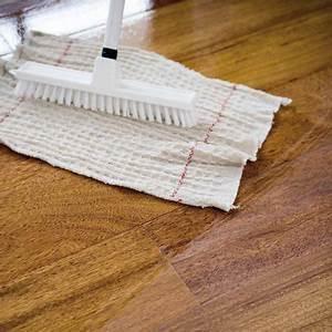 renover un parquet marie claire With serpillère parquet