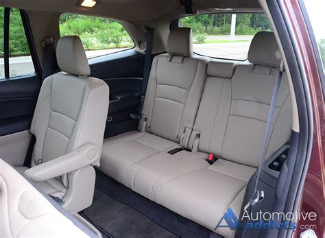 honda pilot captains chairs 2016 my top trimmed 2016 honda pilot elite comes with many