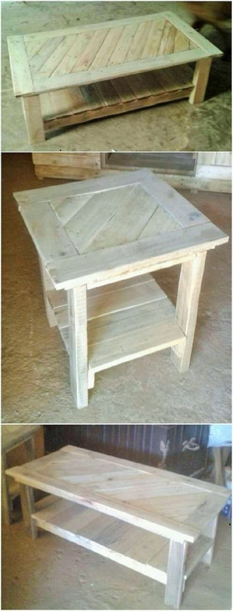Diywooden Pallet Made Items For Your Terrace 1001