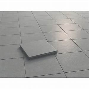 Kann Beton Terrassenplatten : terrassenplatte beton sintra grau 40 cm x 40 cm komplett ~ Articles-book.com Haus und Dekorationen