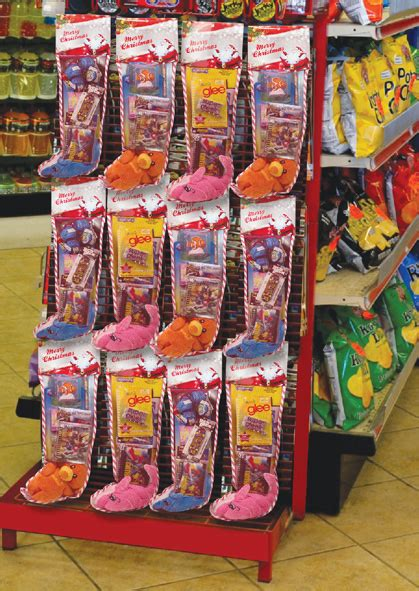 ft toy filled christmas stocking promotion