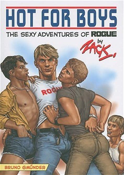 hot  boys  sexy adventures  rogue  zack