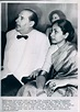 1960 Italian Movie Director Robert Rossellini & Sonali Das ...