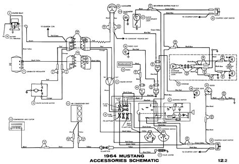 Gallery Ford Mustang Wiring Harness Diagram Download